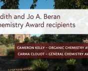 Judith and Jo A. Beran Award Recipients