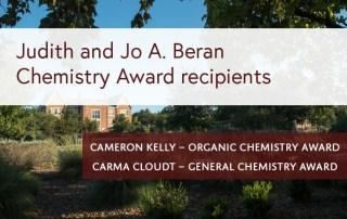 Judith and Jo A. Beran Award Recipients