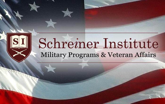 Schreiner Institute - American Flag