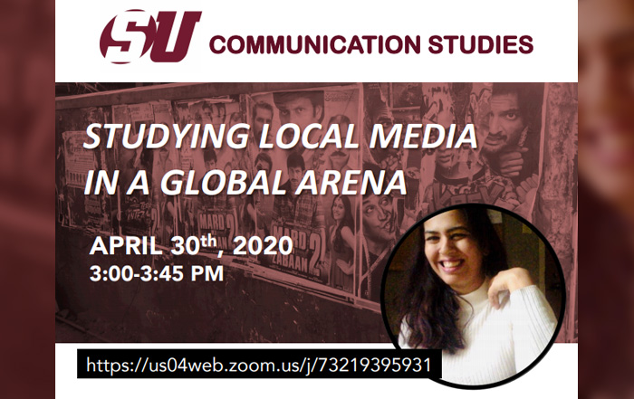 Studying Local Media in a Global Arena by Ramna Walia
