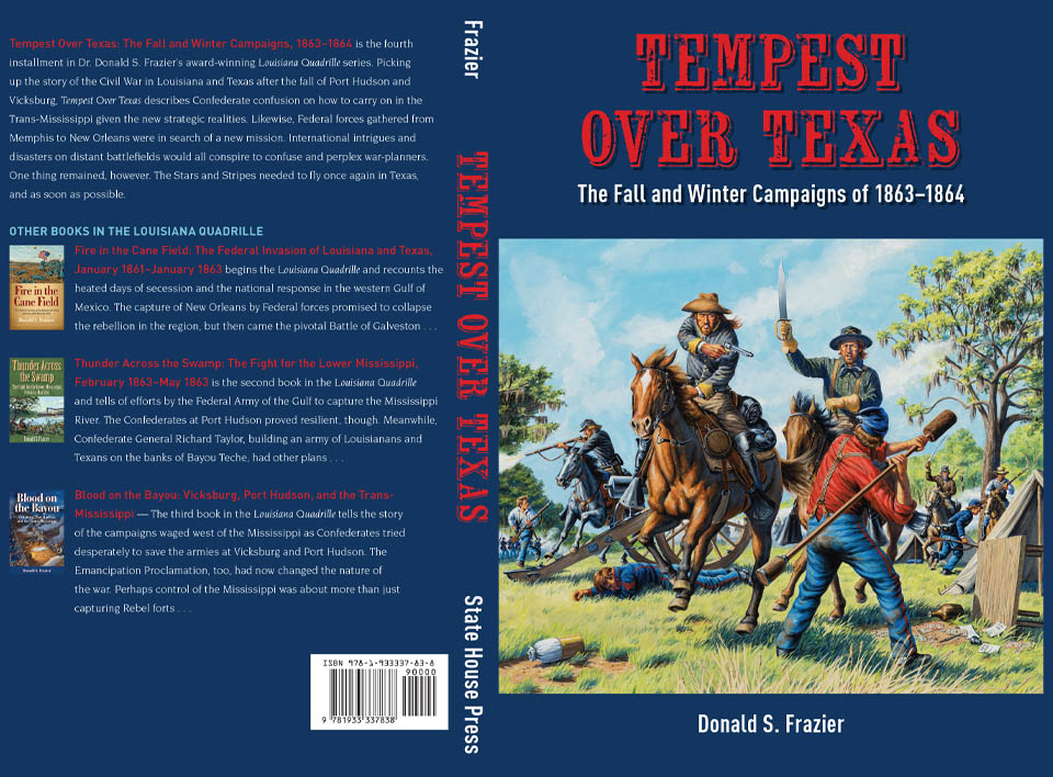 Tempest Over Texas: The Fall and Winter Campaigns, 1863–1864
