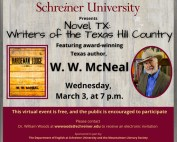 Texas Author W.W. McNeal