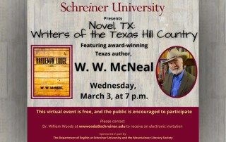 Texas Author W.W. McNeal