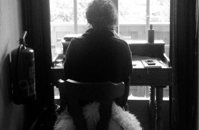 Eenzame Schrijver