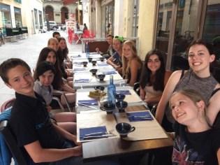 Nîmes 2016 - ein Bericht von Carla Bärreiter (Klasse 9d)