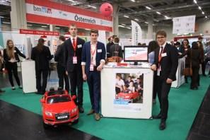 EasyStop von Jonathan Ranck (SG), Moritz Fischer und Raphael Didersdorfer (beide MPG) — (IENA Nov. 2016)