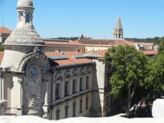 Nîmes, Südfrankreich