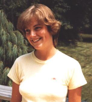 Exchange 1982 Christine Buchholz (SG)
