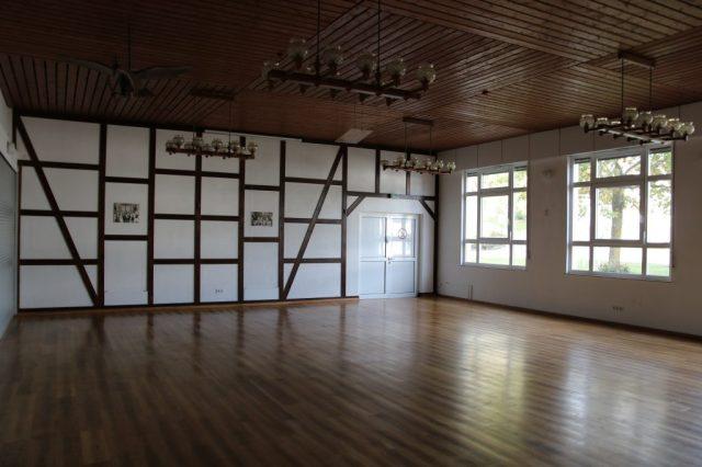 Kleine Halle