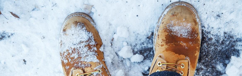 Wie trocknen Schuhe am schnellsten