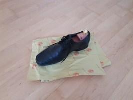 Schuhspanner Zedernholz