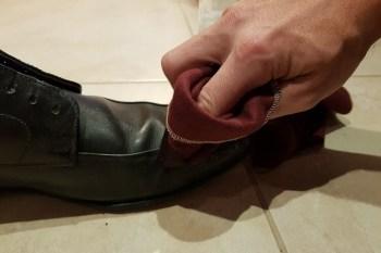 Schuhwachs für Glattleder