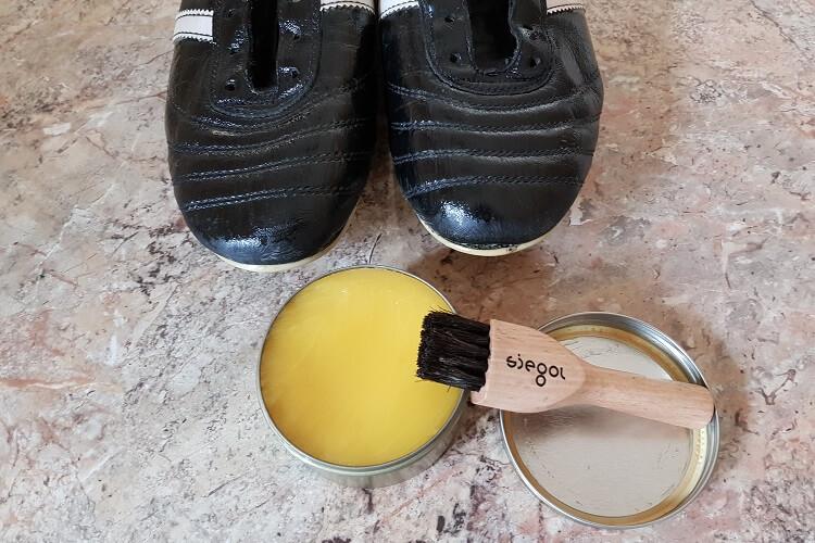 Lederfett für Schuhe