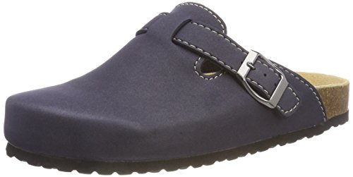 Supersoft Damen 276 002 Pantoffeln, Blau (Blue), 37 EU