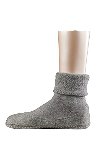 FALKE Damen Socken 47571, Gr. 41/42, Grau (light grey 3400)