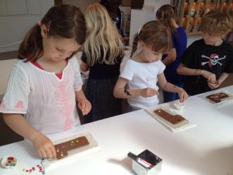 Schokolade selbst gestaltet!