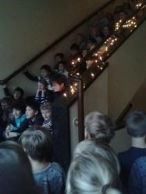 Treppenhaussingen