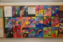 Mark Chagall Klasse 3c