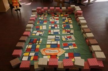 Piet Mondrian Klasse 1b