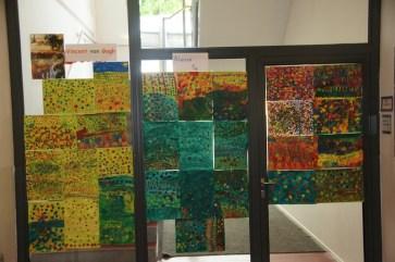 Vincent van Gogh Klasse 1a