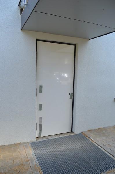 Hinter dieser Tür verbergen sich zwei neue Besprechungsräume.