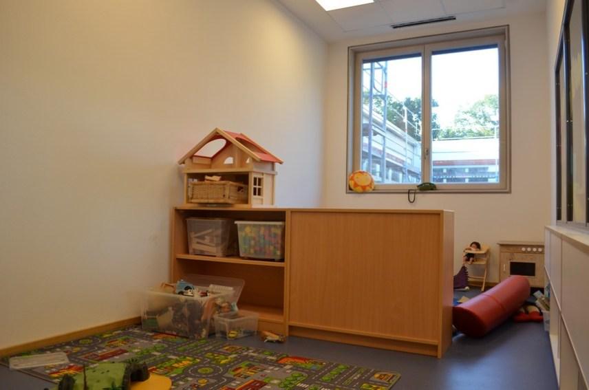 Neue Möbel in den Vorschulklassen