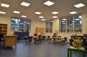 Die Vorschulklassen freuen sich auf die neuen Schüler!
