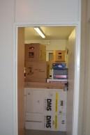 Die neue Ansicht beim Betreten der Containeranlage!