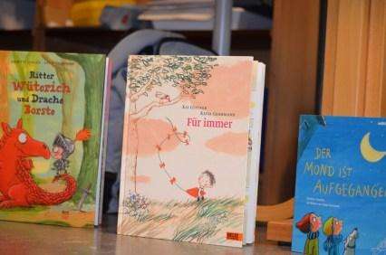 Gans der Bär - Autorenlesung mit Katja Gehrmann