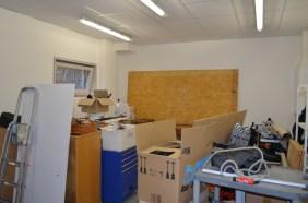 Die neue Werkstatt