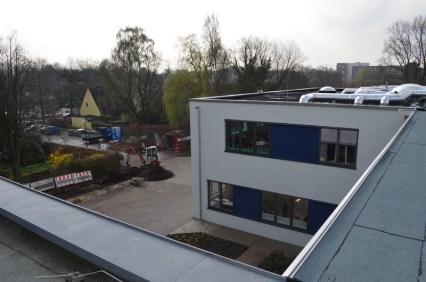 Ein Blick auf den neuen Neubau!
