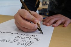 Kalligraphie!