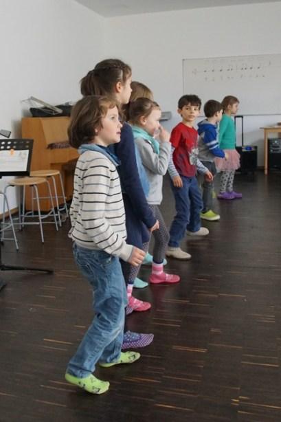 Tänze - wie im Mittelalter.