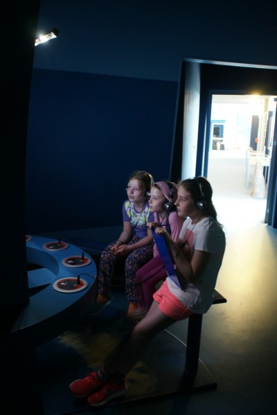 Im Erlebniszentrum Naturgewalten Sylt erwartete uns eine Ausstellung zum Anfassen, Ausprobieren und Mitmachen.