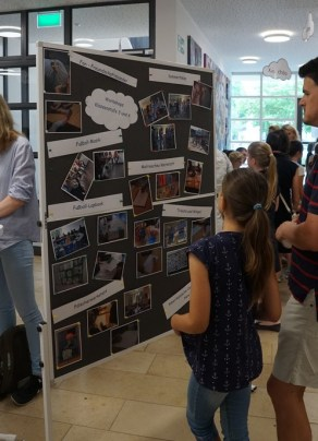 Projektwoche - Ausstellung 1