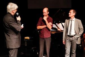 Matthias Kuhn, Denis Schuler & Mattias Arter - Musikfestival / Bern