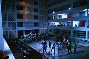 Action - Ensemble Vide