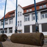 Neue Fenster und Toiletten für die Grundschule in Kleinenbremen