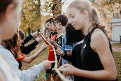 Schulsportwoche Herbst Tomcat