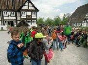 Ausflug 3a und 3c nach Detmold