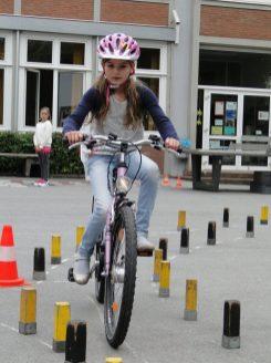 ADAC-Fahrradturnier Eichendorffschule 2016