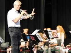 Konzert der Bläsergruppe am 25.06.2016