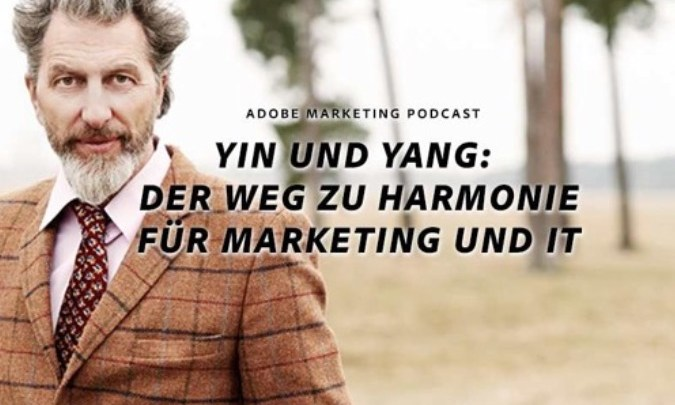 Adobe Podcast Marketing zum Mithören