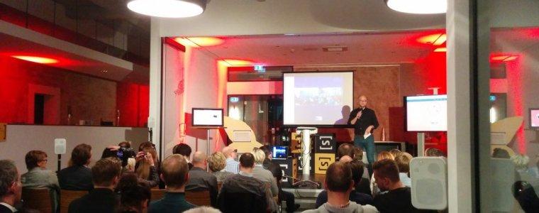 Tweet-Sammlung der 12min-Veranstaltung in Hannover