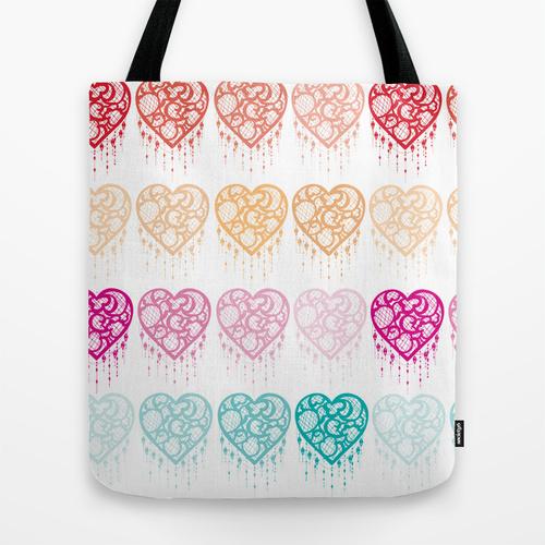Heart Catcher Fade bag