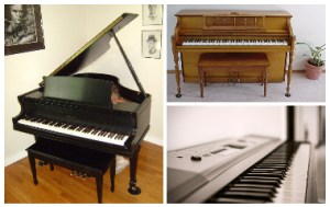 Buying a Piano