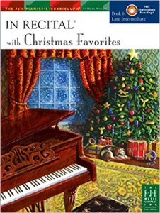 In Recital With Christmas Favorites 6