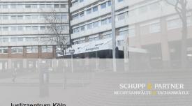Justizzentrum Köln