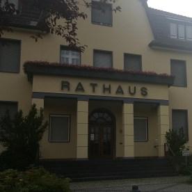 Rathaus Merzenich
