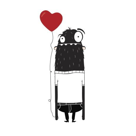 banksy heart